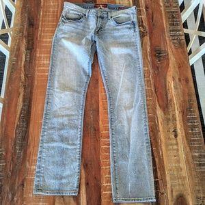 Lucky Brand Sienna Tomboy Lightwash Jeans 10/30 R